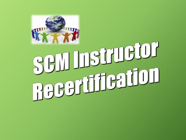 Icon for Instructor Recertification