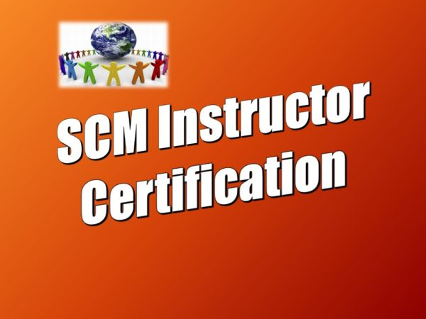 SCM Instructor Certification - Dec 16-20, 2019 - Mechanicsburg, PA